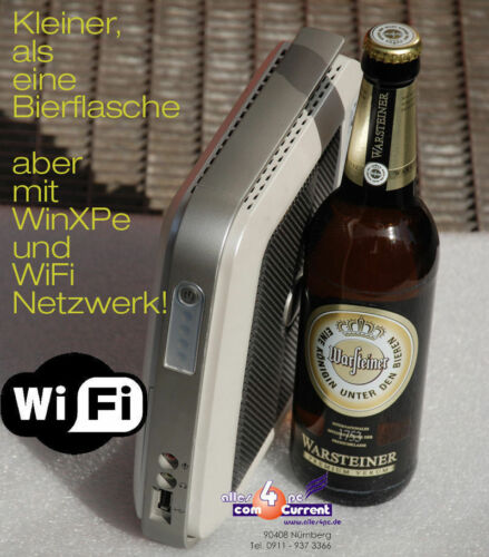Compact PC Wyse V90 1 GHZ With Winxpe W-Lan Wireless Micro-Pc For Internet