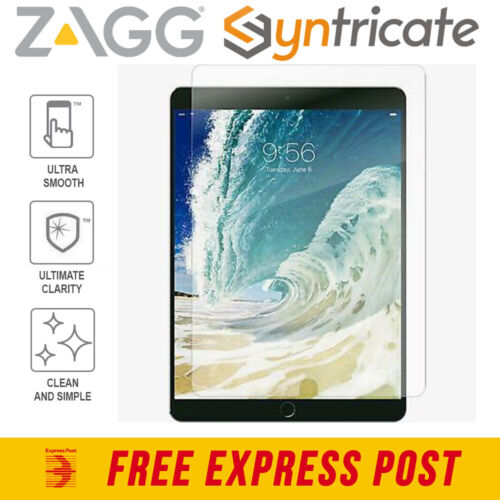 ZAGG INVISIBLESHIELD GALSS+ TEMPERED SCREEN PROTECTOR FOR iPAD AIR 10.5 INCH