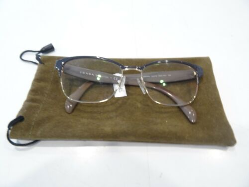 81a95243f39fb Excellent Condition - Prada VPR 65R 53-16 DHO-101 140mm Glasses Frame only