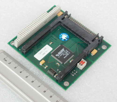 Adapter Ac-Pc /104 PC104 Pcmcia ARTEM Data Radio Systems CLPD6710 Industry N62
