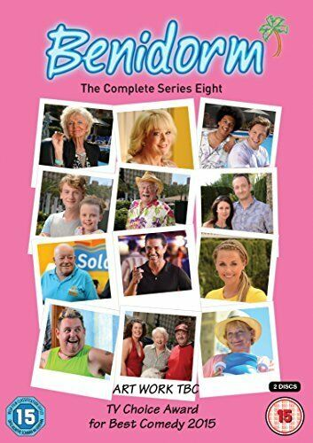 Benidorm - Series 8 [DVD] [2016] [DVD][Region 2]