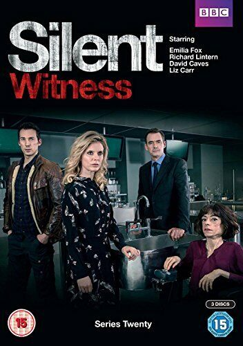 Silent Witness Series 20 [DVD] [2016][Region 2]