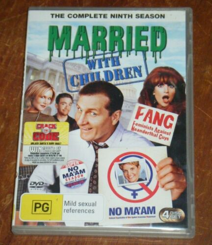 Pre-Owned DVD - Married With Children: The Complete Ninth Season [A11]