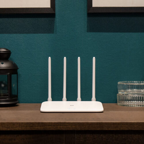 Xiaomi NEW 4A Router 4 Antenna 2.4GHz 5GHz 128MB APP Control WiFi Repeater