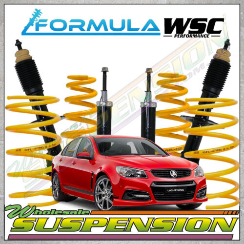 HOLDEN COMMODORE VR-VS V8 L//A SPORTS FRONT 30mm LOWERED KING COIL SPRINGS
