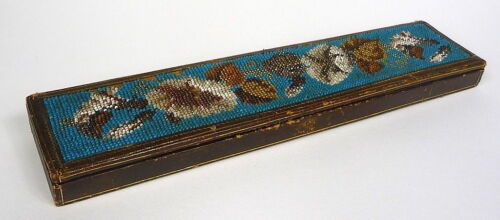 Pencil Box France/Switzerland(?) um 1850 Pearls