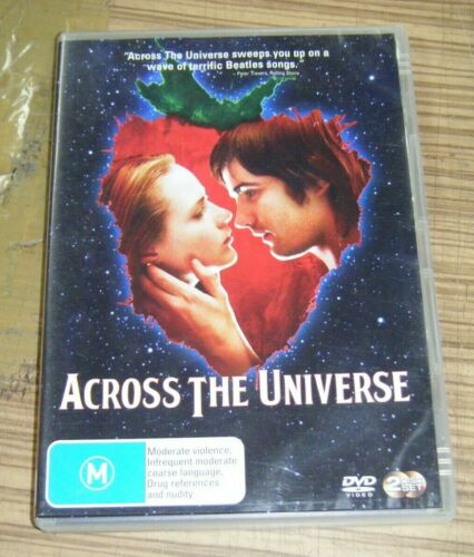 Pre-Owned DVD - Across The Universe [A4]