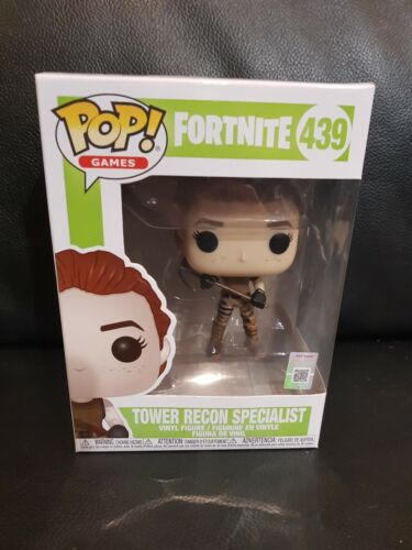 Keychain: Highrise Assault Trooper Fortnite S1a 2018, Toy NEUF Funko Pop