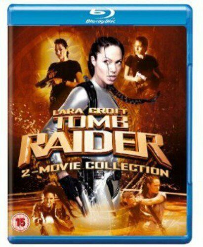 Lara Croft - Tomb Raider: 2-Movie Collection [Region A and B and C] [DVD]
