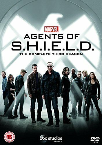 Marvel's Agent of S.H.I.E.L.D. - Season 3 [DVD] [2016][Region 2]