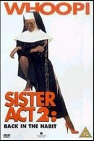 Sister Act 2: Back in the Habit [DVD] [1994][Region 2]