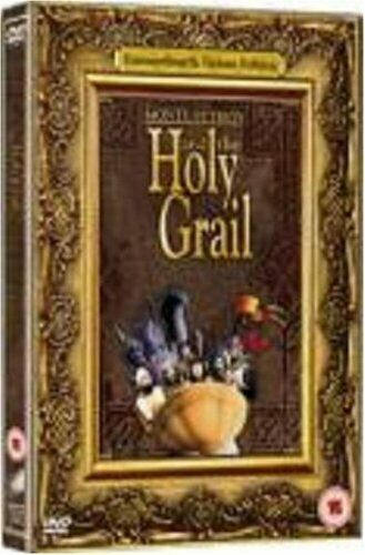 Monty Python And The Holy Grail [DVD] [1975][Region 2]
