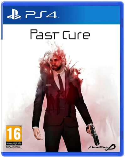 Past Cure Mystery Survival Horror Puzzle Solving Game Sony Playstation 4 PS4