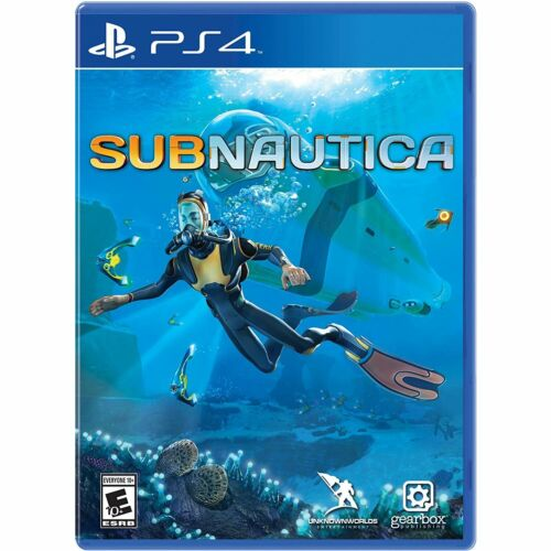 Subnautica Alien Ocean Planet Adventure Crafting Game For Sony Playstation 4 PS4