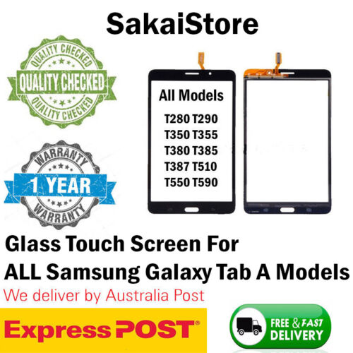 Samsung Galaxy Tab A Touch Screen Digitizer Replacement Glass - All Models