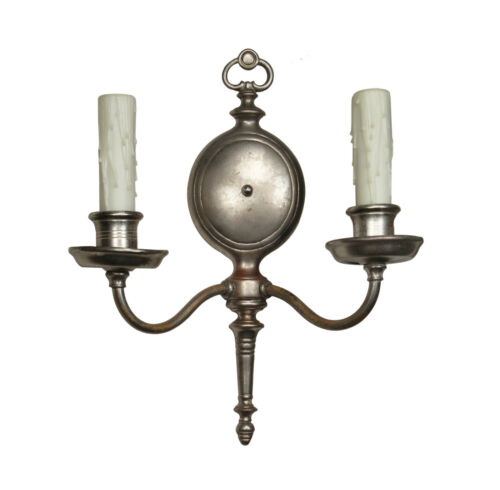 Matching Antique Colonial Revival Sconces, 1 Sconce Available, NSP1447