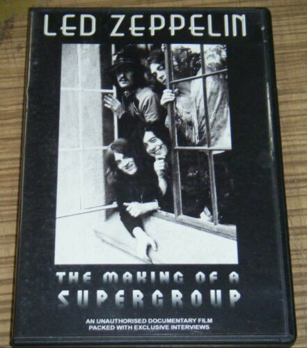 Pre-Owned DVD - Led Zeppelin: The Making Of A Supergroup [A6]