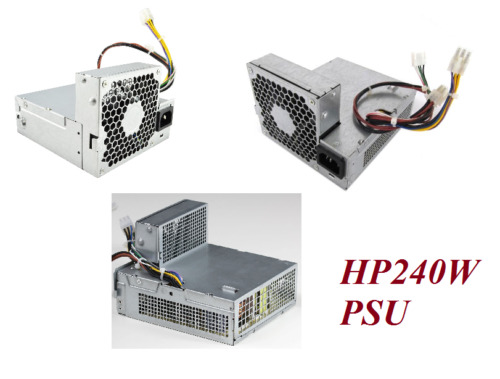 Genuine HP Elite SFF PSU 611481-001 613762-001 Power Supply 8100 8200 8300 240W