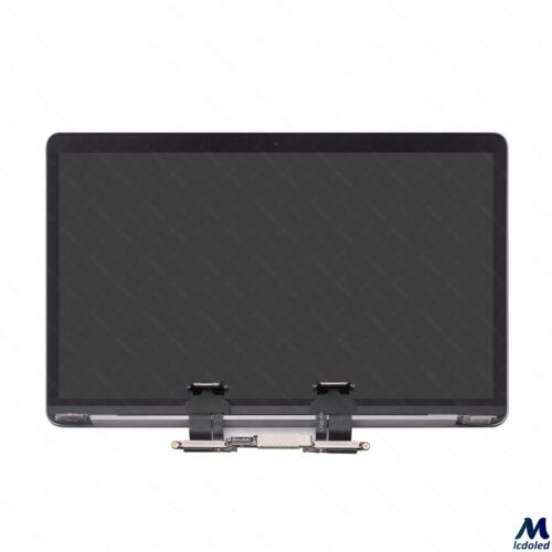 LCD Screen Display Assembly for Apple Macbook Pro Retina A1989 2018 Space Gray