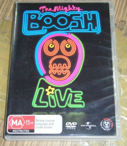 Pre-Owned DVD - The Mighty Boosh LIVE [B5]