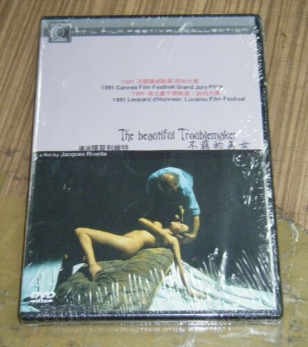 New Sealed DVD - The Beautiful Troublemaker [B5]