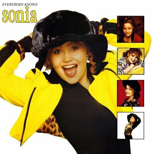 Sonia - Everybody Knows [CD]
