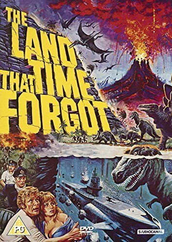 The Land That Time Forgot [DVD] [1975][Region 2]