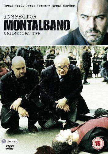 Inspector Montalbano: Collection Two (3 Disc) [DVD][Region 2]