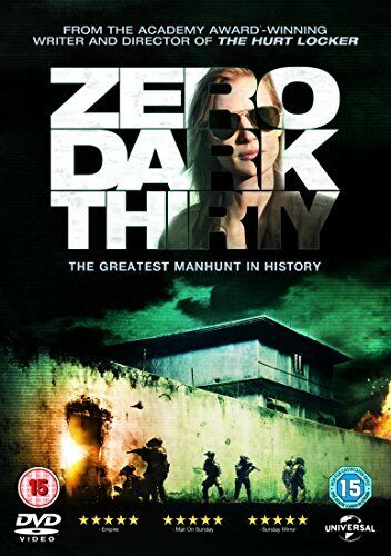 Zero Dark Thirty [DVD] [2012] [DVD][Region 2]