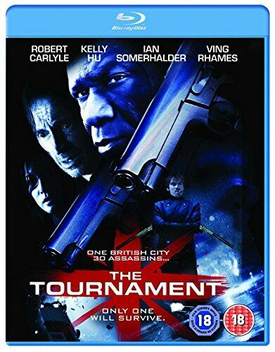 The Tournament [Blu-ray] [DVD][Region 2]