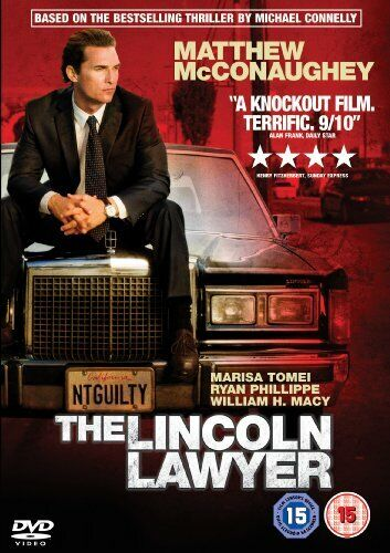 The Lincoln Lawyer [DVD][Region 2]