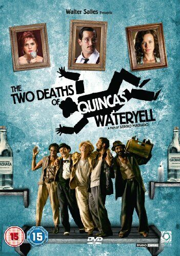 Two Deaths Of Quincas Wateryell [DVD][Region 2]