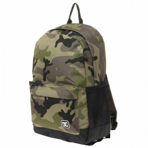 Mochila DC Shoes Backsider Print Verde Unisex