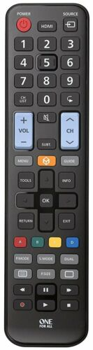 NEW One For All Samsung Replacement Remote Control - UE-URC1910