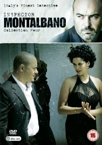 Inspector Montalbano: Collection Four [DVD][Region 2]