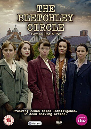 The Bletchley Circle - Series 1 And 2 [DVD][Region 2]