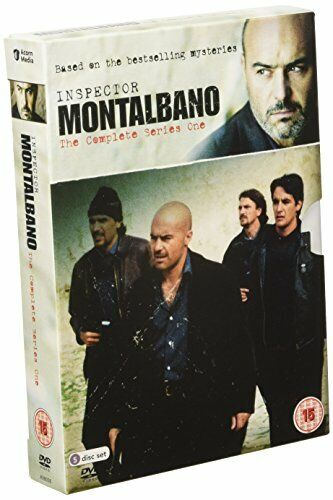 Inspector Montalbano: Series One (5 Disc DVD)[Region 2]
