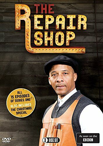 The Repair Shop: Series One and The 2017 Christmas Special [BBC] [DVD]