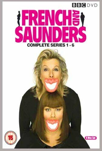French and Saunders Series 1-6 Box Set (6 discs) [DVD][Region 2]