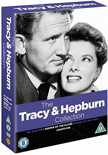 The Tracy and Hepburn Signature Collection (2011) [DVD] [1942][Region 2]