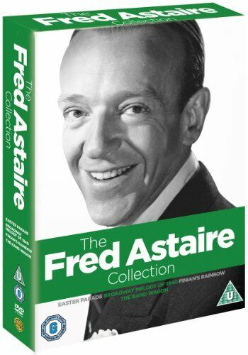 The Fred Astaire Collection of 1940 [DVD] [2011][Region 2]