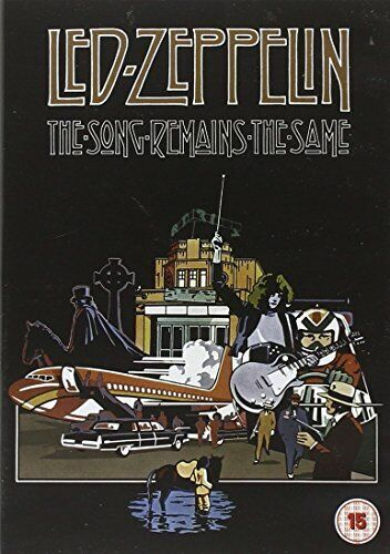 Led Zeppelin: The Song Remains The Same [DVD] [2000][Region 2]