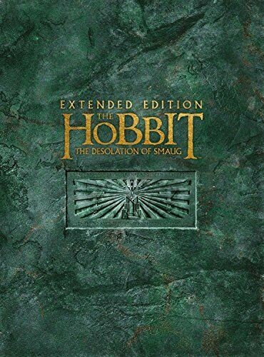 The Hobbit: The Desolation Of Smaug - Extended Edition [DVD] [2014][Region 2]
