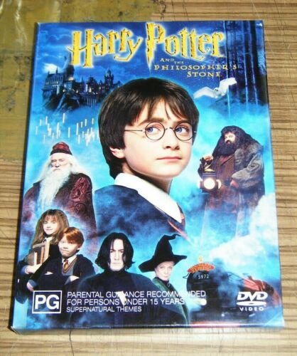 Pre Owned DVD - Harry Potter and the Philosopher's Stone [B3]