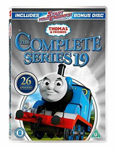 Thomas and Friends : Complete Series 19 [DVD][Region 2]
