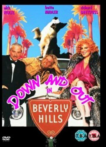 Down And Out In Beverly Hills [DVD][Region 2]