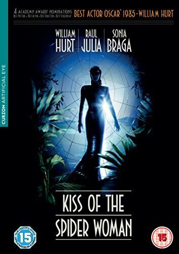 Kiss of the Spider Woman [DVD][Region 2]