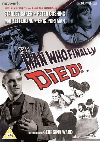 MAN WHO FINALLY DIED THE [DVD][Region 2]