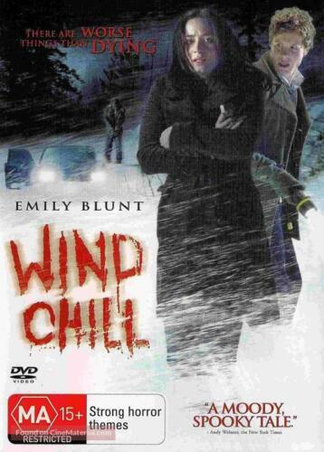 Wind Chill - Emily Blunt - Ashton Holmes - DVD - Free AusPost with Tracking