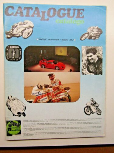 Protar Scale Model Catalogue - Undated but I think 1988 - VGC